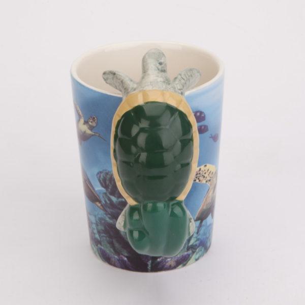 Kubek żółw