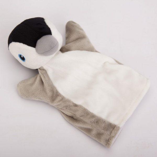 Pacynka na rękę pingwin 24 cm