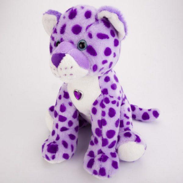 Gepard fioletowy