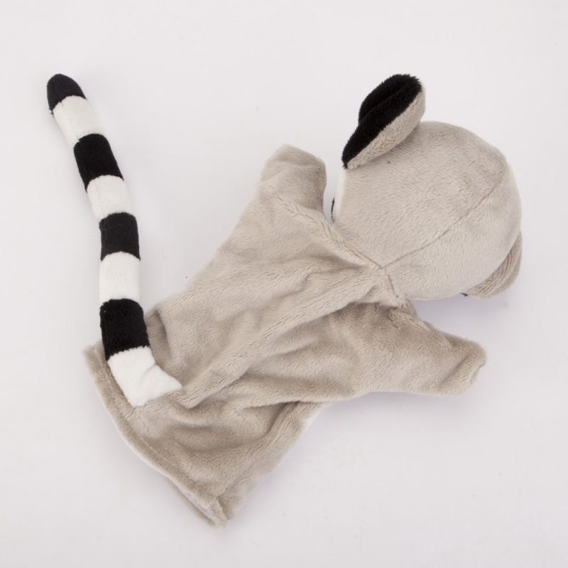 Pacynka na rękę lemur 24 cm
