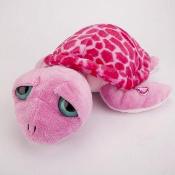 Żółw różowy 35 cm