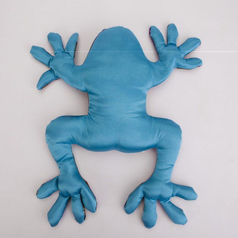 Stoper do drzwi żaba