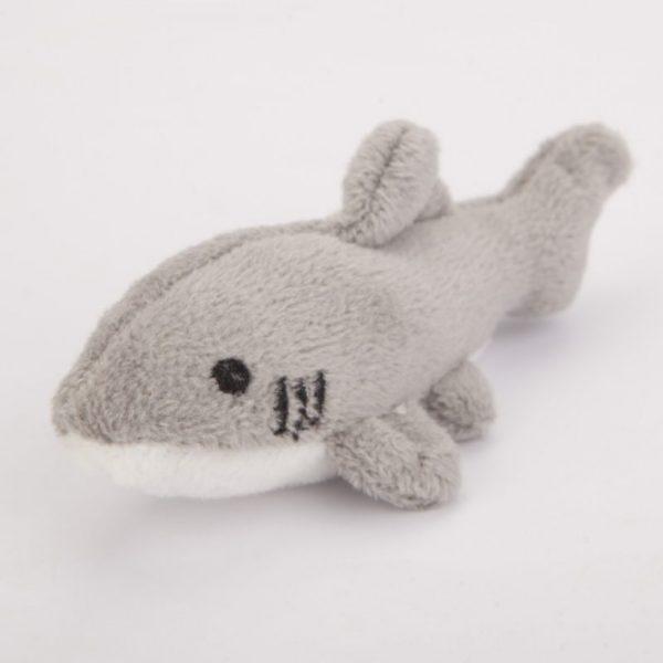 Magnes pluszowy rekin