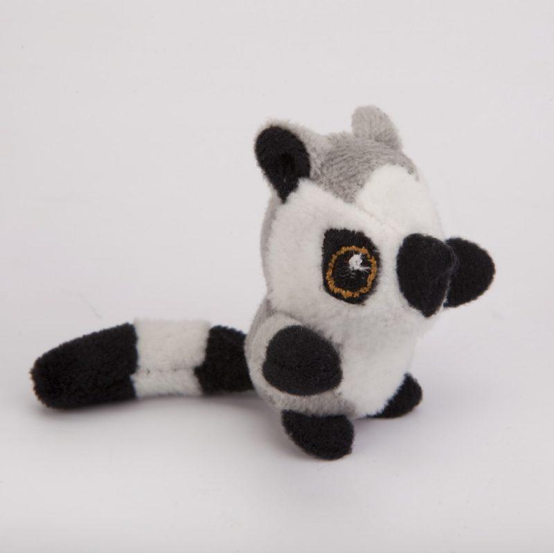 Magnes pluszowy lemur