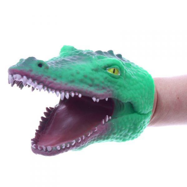 Krokodyl pacynka na rękę