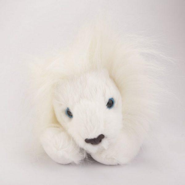 Lew biały 28 cm