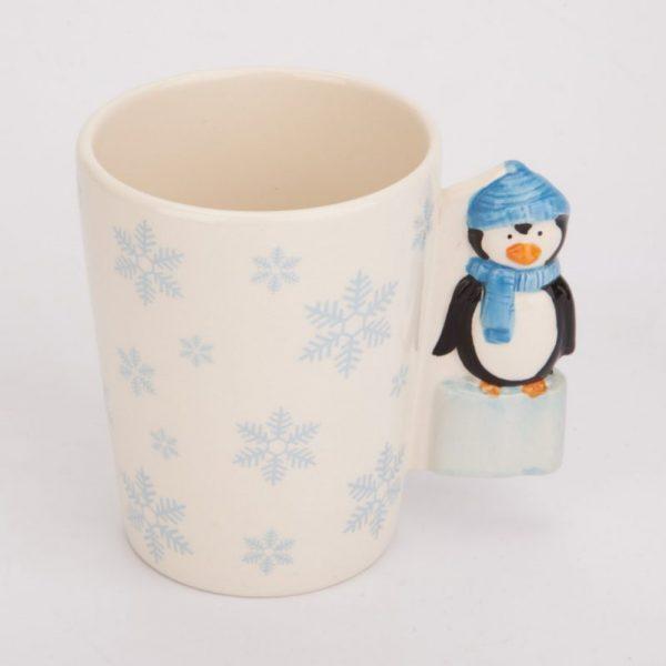 Kubek pingwin