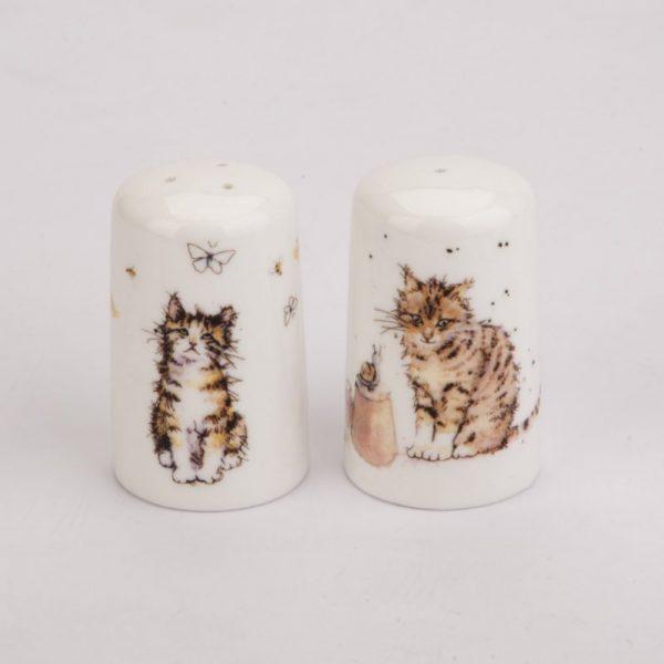 Solniczka i pieprzniczka kotki
