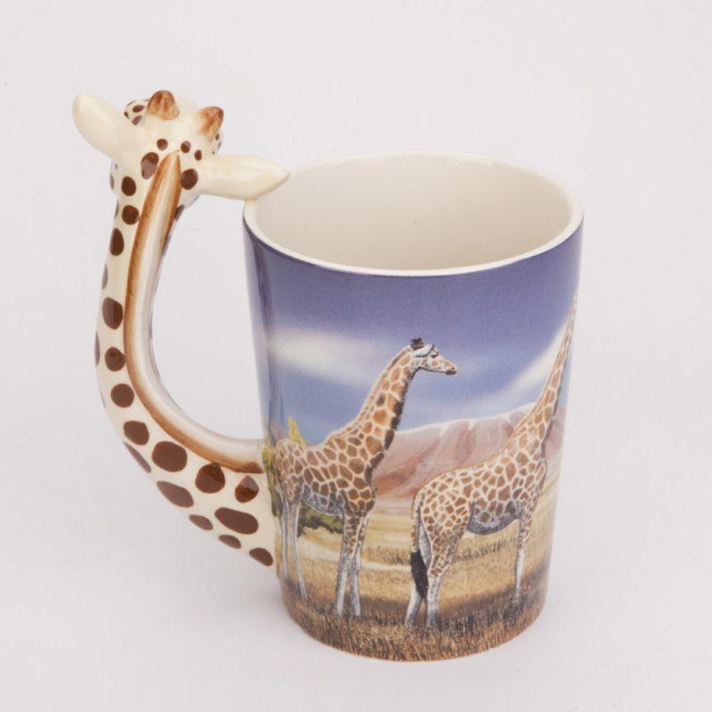 Kubek żyrafa