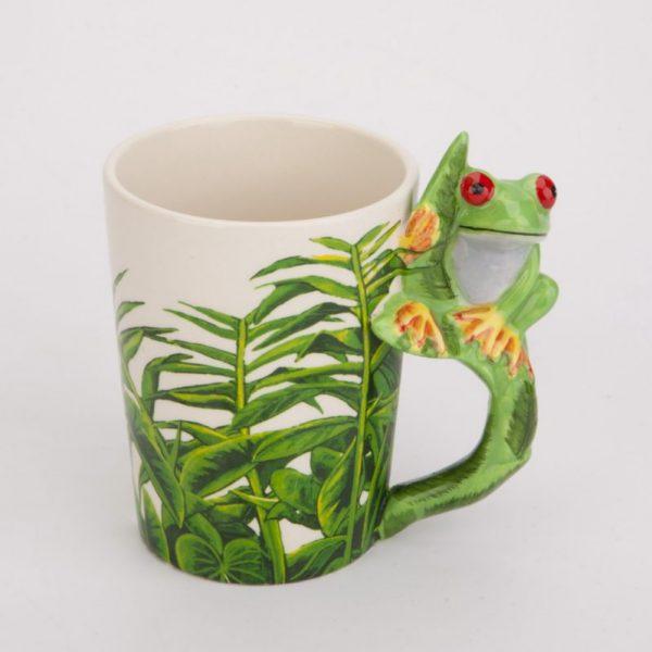 Kubek żaba