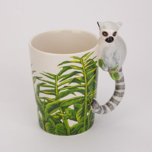 Kubek lemur