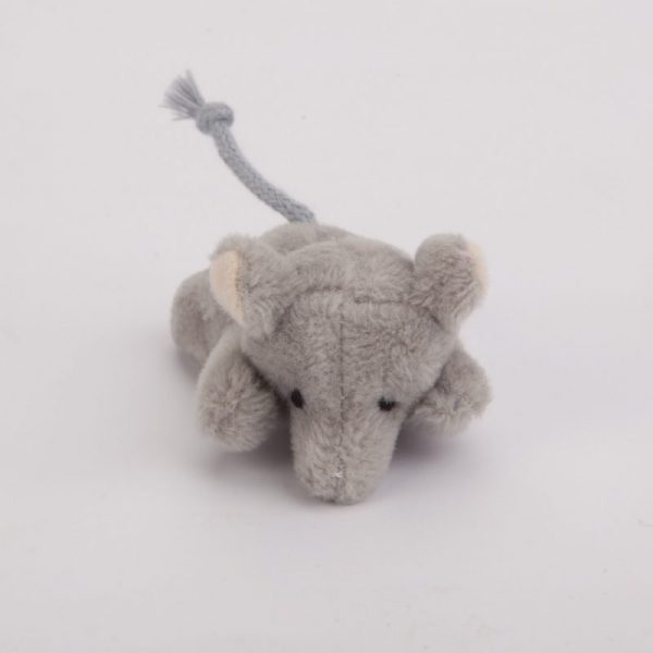 Magnes pluszowy słonik