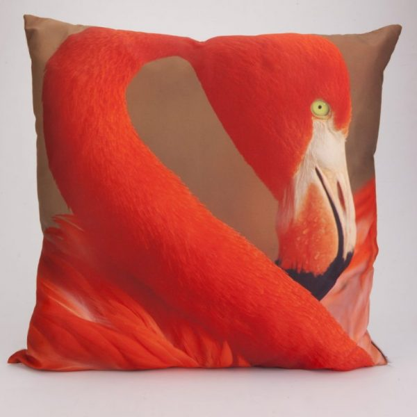 Poduszka 50x50 flamingi
