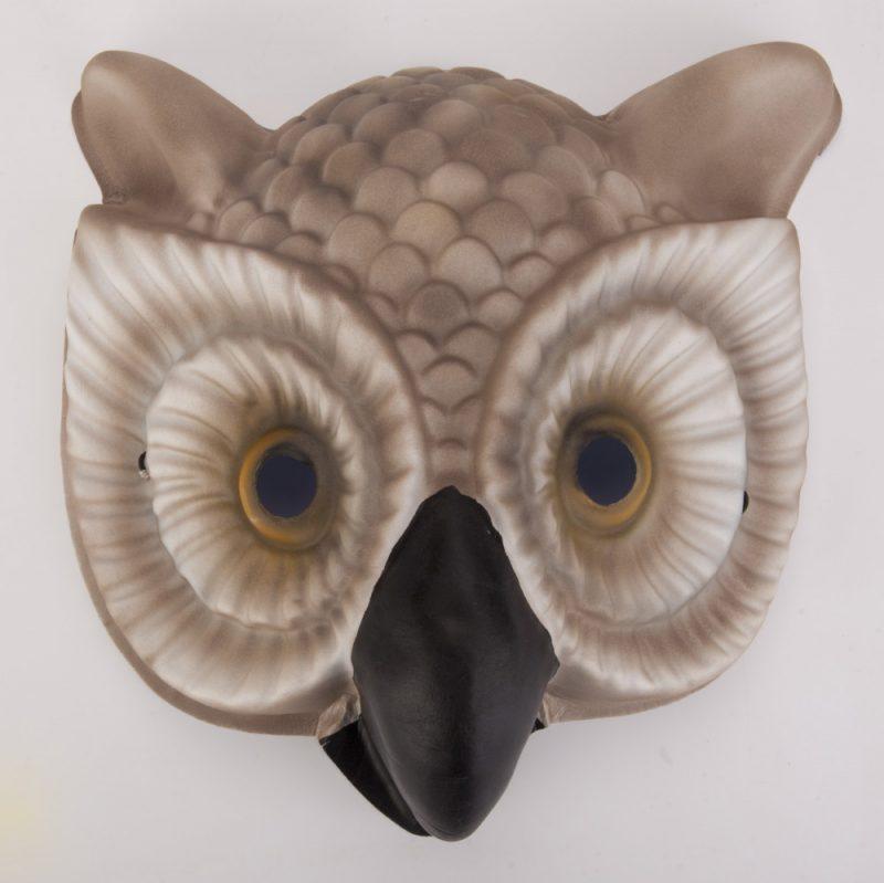 Maska sowa