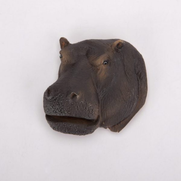 Magnes ceramiczny hipopotam