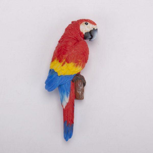 Magnes ceramiczny papuga