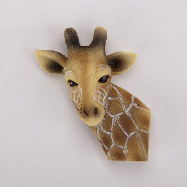 Magnes ceramiczny żyrafa