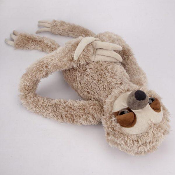 Leniwiec z rzepami 90 cm