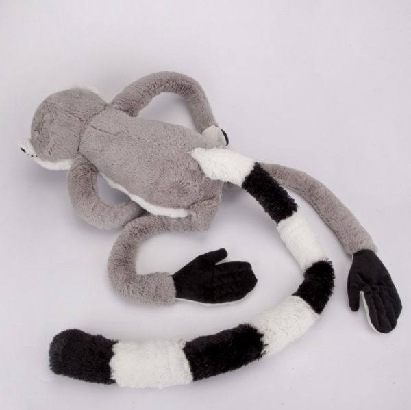 Lemur z rzepami 100 cm