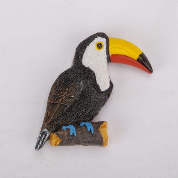 Magnes ceramiczny tukan