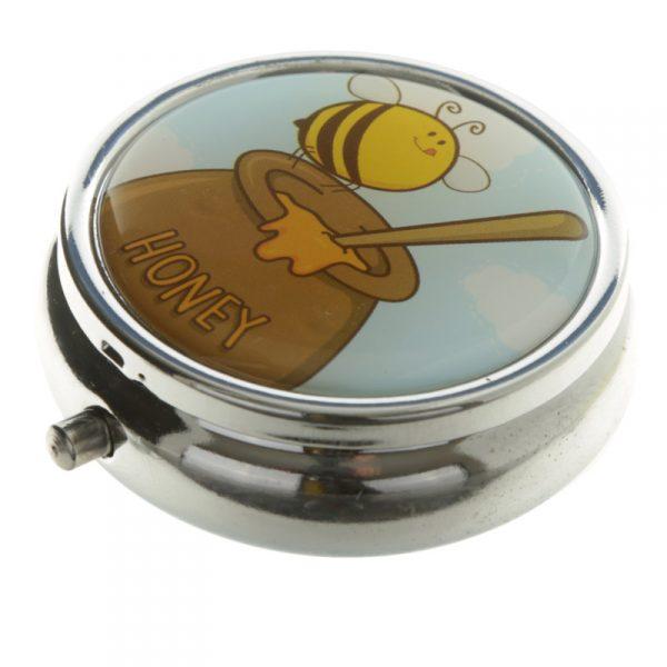 Pudełko na tabletki honey