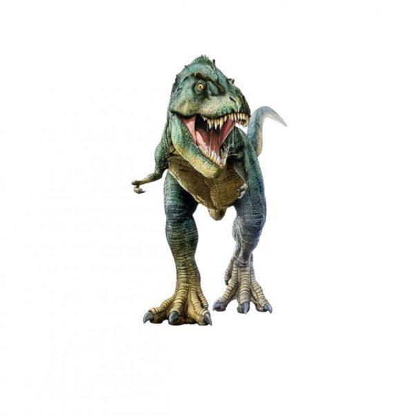 Tatuaż przyklejany dinozaur