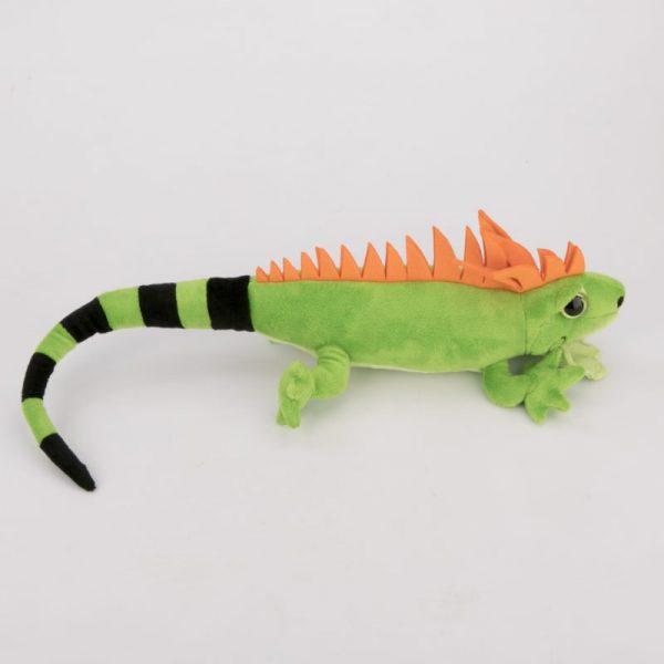 Iguana zielona 50 cm