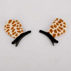 Uszy przypinane żyrafa
