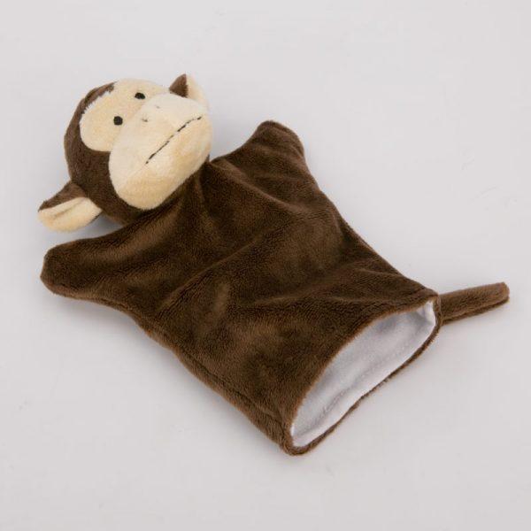Pacynka na rękę małpa 24 cm