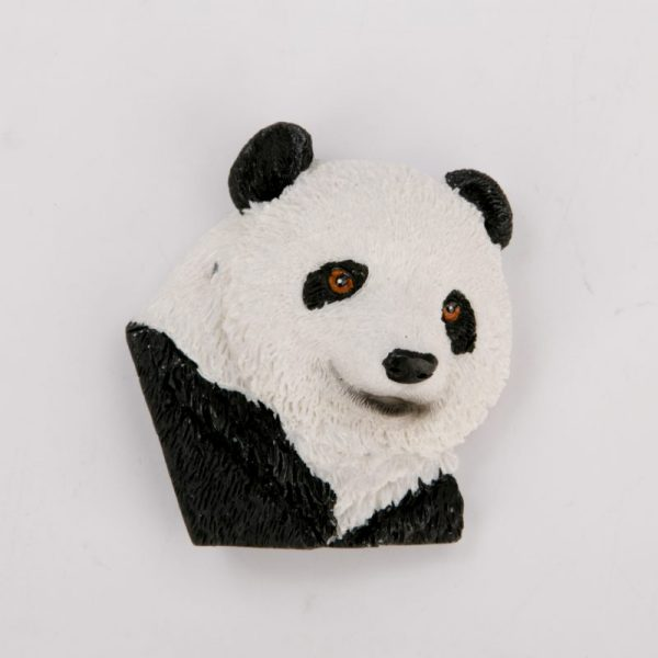 Magnes ceramiczny panda