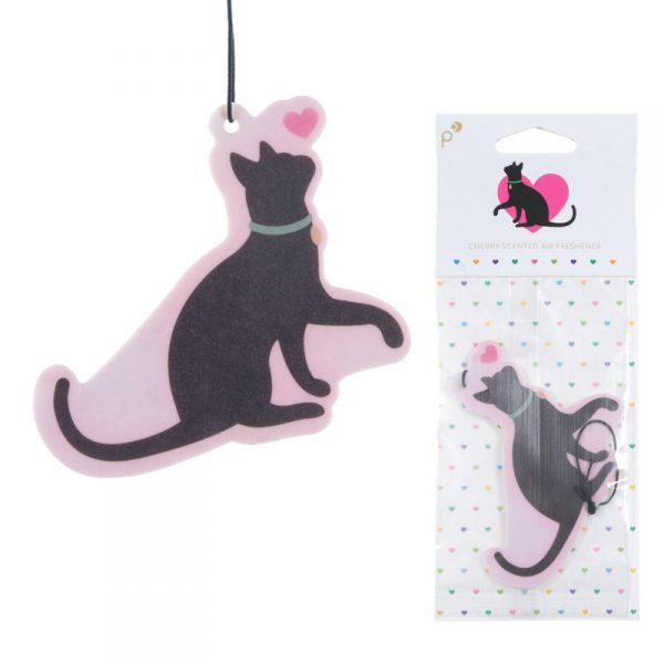 Odświeżacz powietrza wiśniowy kot