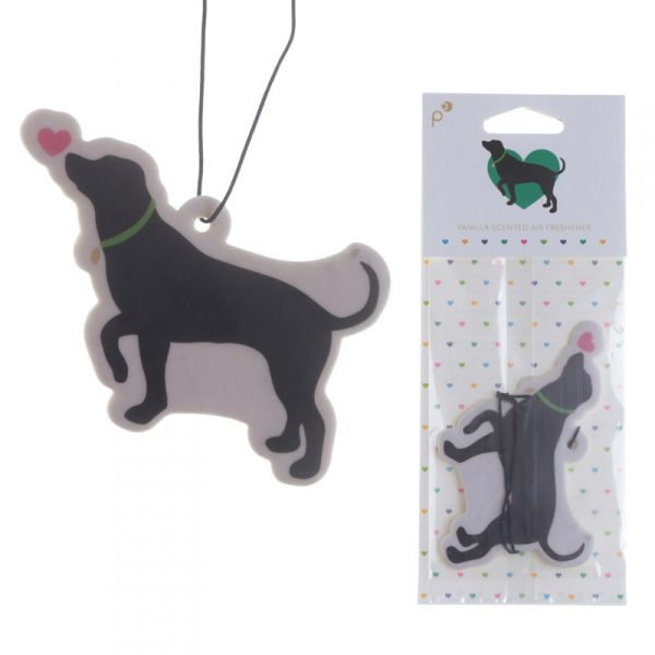 Odświeżacz powietrza waniliowy pies