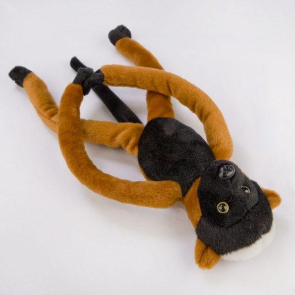 Lemur czerwony 33 cm