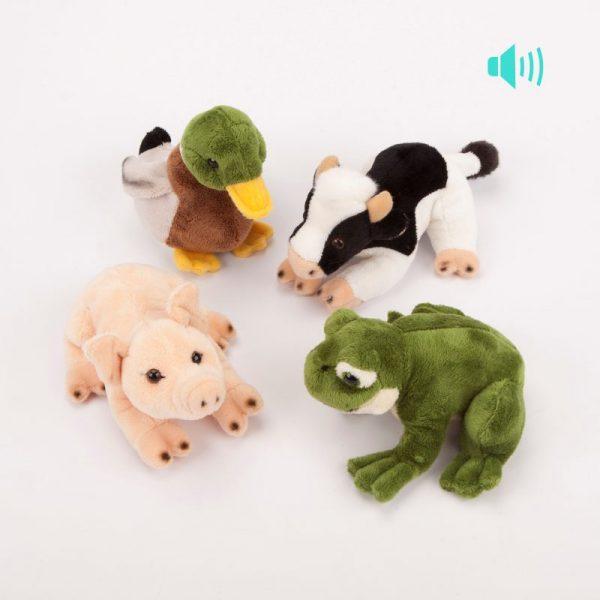 Zwierzęta gospodarcze z dźwiękiem