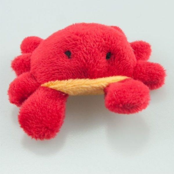 Magnes pluszowy krab