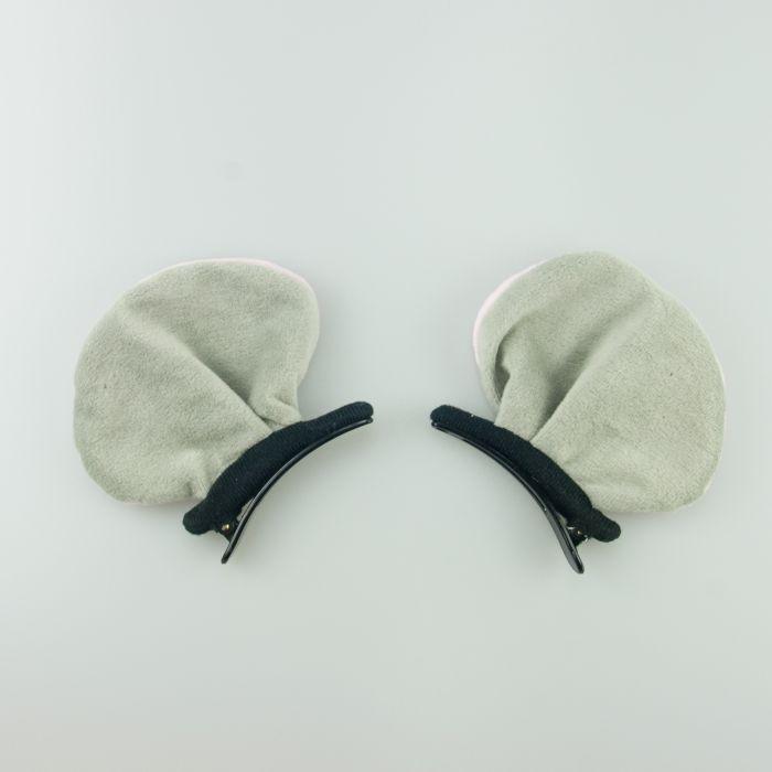 Uszy przypinane słoń