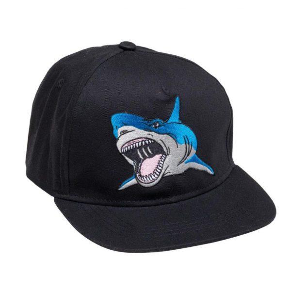 Czapka z daszkiem rekin