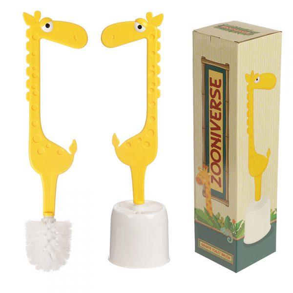 Szczotka toaletowa żyrafa