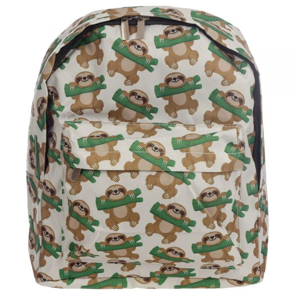 Plecak z leniwcem
