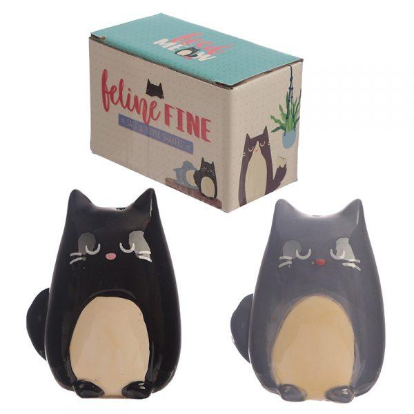 Solniczka i pieprzniczka kot