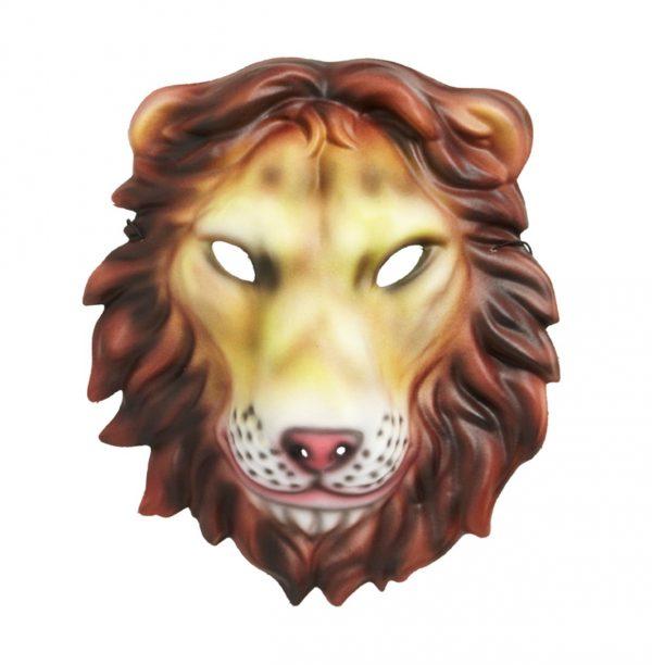 Maska lew