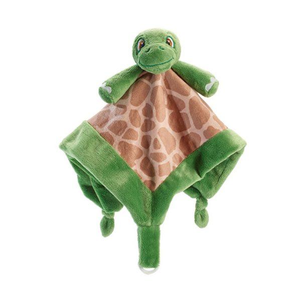 Przytulanka dla niemowlaka-żółw