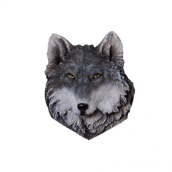 Magnes ceramiczny wilk