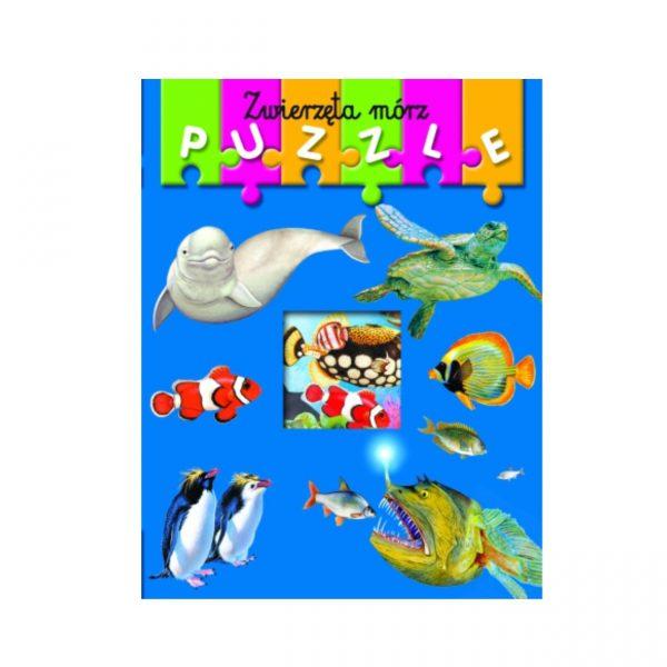 Zwierzęta mórz puzzle