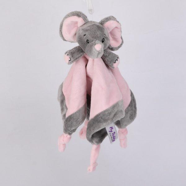 Przytulanka dla niemowlaka-słoń