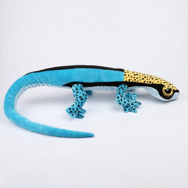 Gekon niebieski 100 cm