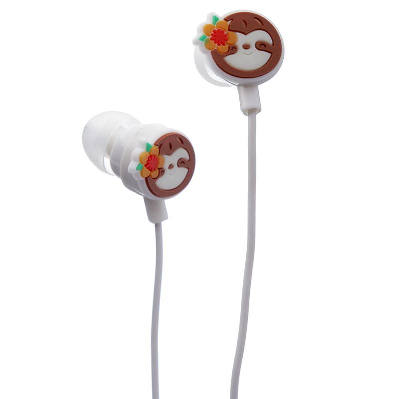 Słuchawki douszne leniwiec