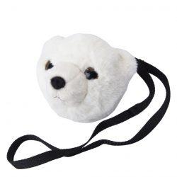 Pluszowa torebka miś polarny