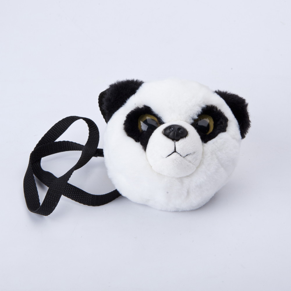 Pluszowa torebka panda