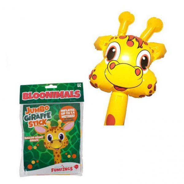Dmuchana zabawka do wody żyrafa 140 cm